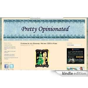 Pretty Opinionated: Kindle Store: Nicole Etolen