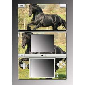 Horse Pony Stallion Mare Filly Colt Black Vinyl Decal