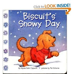 Biscuits Snowy Day (Biscuit) (9780545037778) Alyssa