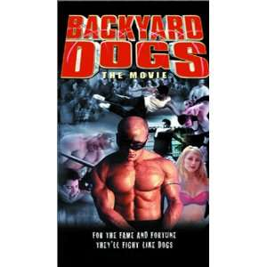 Backyard Dogs [VHS] (2000)