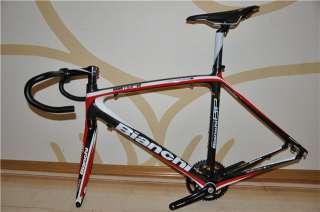 BIANCHI Sempre B4P Carbon Road Bike Frame size 55