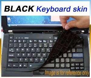 Black keyboard cover Protector Asus K40 K42 K40IJ K42F