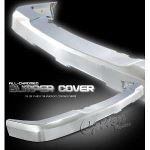 03 04 05 06 CHEVRY SILVERADO 1500 PICKUP TRUCK CHROME FRONT UPPER