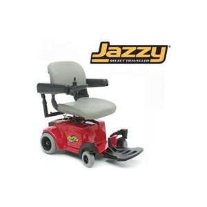 Pride Jazzy Select Traveller, Red