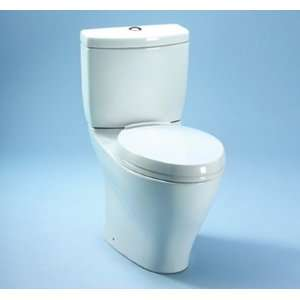 Toilet Two Piece Elongated by Toto   CST414M in Sedona