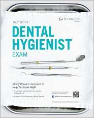 Petersons Master the Dental Hygienist Exam, (0768933099), Petersons