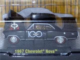 CHEVY NOVA 100 Years of Chevrolet Castline Auto Dreams NEW 164