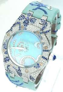 New Audemars Piguet Lady Royal Oak Mother of Pearl Dial Diamond