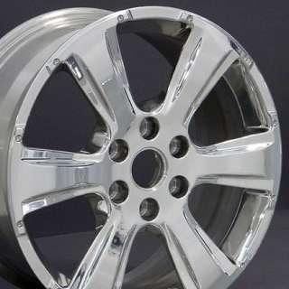 18 Rims Chevrolet Trail Blazer 5316 Polished 18x8