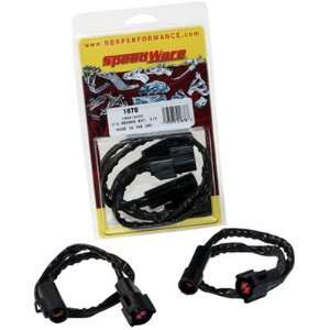 BBK 1676 Oxygen Sensor Wire Harness Extension, (Pack of 2