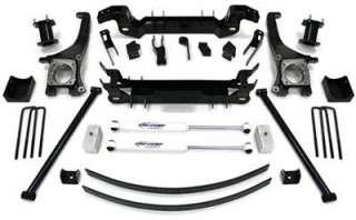2007 2012 Toyota Tacoma 4WD Pro Comp 6 Lift Kit K5069B