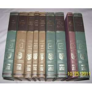 NEW Great Books of the Western World 1952 64 Volume