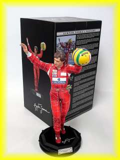 AYRTON SENNA Figure Formula 1 F1 Racing McLaren HONDA JAPAN Limited