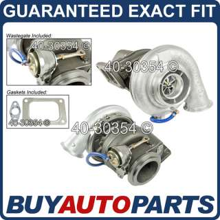 GENUINE BORG WARNER TURBOCHARGER FOR DETROIT DIESEL SERIES 60 GARRETT