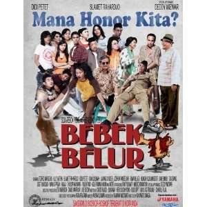 Bebek belur Poster Movie Indonesia 11 x 17 Inches   28cm x
