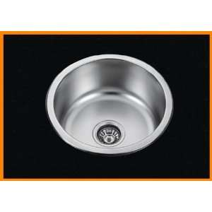 LessCare L101 Top Mount Stainless Steel Bar Sink