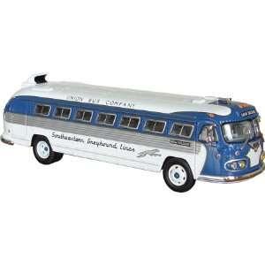 CORGI   Flxible Clipper   Greyhound Bus Lines Union Bus