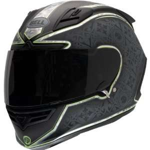 Bell Star Street Full Face Motorcycle Helmet Carbon RSD