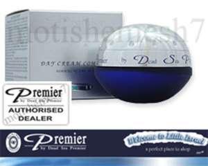 PREMIER Dead Sea Day Cream complex N/Oily+ FREE PRODUCT 7290003536115
