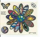 36 MOTHER EARTH TREE OF LIFE sun moon doves window sticker