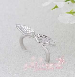 3pcs Fashion Cute Little Angel Wings Ring Free Ship 1