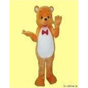 Toy bear cartoon Character Costume