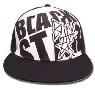 Soul Eater Black Star Flat Bill Cap Clothing