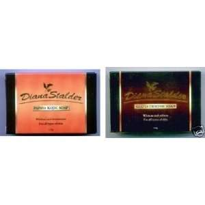 Diana Stalder Glutathione Papaya Kojic Acid Whitening Soap Beauty