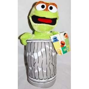 Sesame Street Oscar the Grouch Plush 14