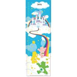 CARE BEARS   CASTLE Name Personalized Growth Charts
