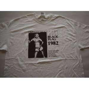 Black Flag   Rock T shirt