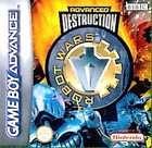 Robot Wars Advanced Destruction (Nintendo Game Boy Advance, 2002)