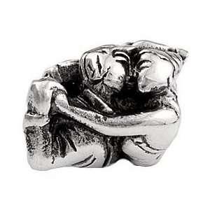 Authentic SilveRado Tango Dance 925 Sterling Silver Bead fits European