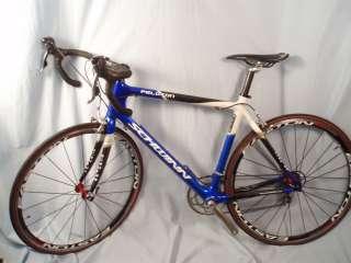 2008 Schwinn Peloton Full Carbon Road Bike Easton EA50 wheels upgrade