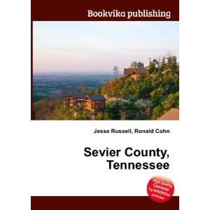 Sevier County, Tennessee Ronald Cohn Jesse Russell Books