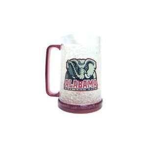 Alabama Crimson Tide NCAA Crystal Freezer Mug Sports