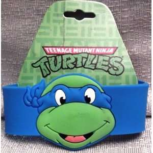 TEENAGE MUTANT NINJA TURTLES TMNT Leonardo Blue WRISTBAND