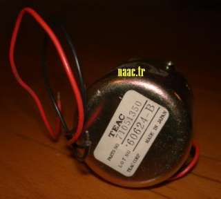 TEAC TASCAM TAPE MOTOR PARTS NO  71051350 NEW