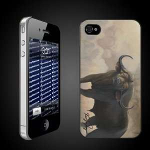 iPhone Hard Case   Protective iPhone 4/iPhone 4S Case Cell Phones