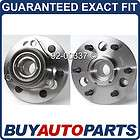 new front wheel hub bearing assembly gmc chevrolet blaz one