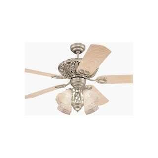 Monte Carlo Fan Company 5CT52BP 52 Castilian Ceiling Fan