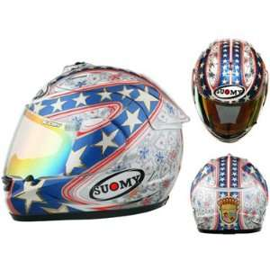 Suomy Extreme Ben Bostrom Motorcycle Helmet Sports