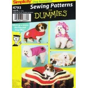 Amazon.com: sewing for dummies patterns