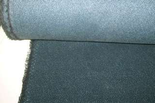New Blue Green Tweed Design Poly Wool Upholstery Fabric