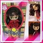 CWC Takara Petite Blythe Totaly Tartan Mini doll *SALE* 13 cm
