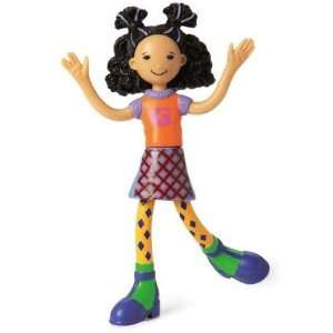 Larissa, Poseable Mini Groovy Girls Doll Toys & Games