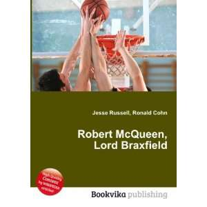 Robert McQueen, Lord Braxfield Ronald Cohn Jesse Russell Books
