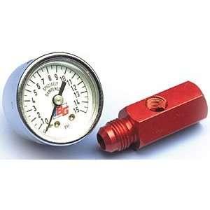 barry grant 280 fuel pump instructions