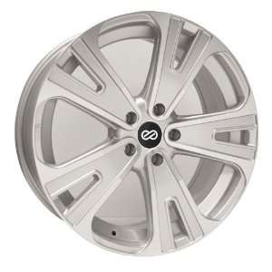 18x8 Enkei SVX (Silver Machined) Wheels/Rims 5x127/5 (475