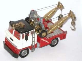 vintage corgi major toys ford holmes wrecker truck 1142 loose